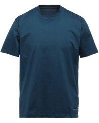 Attachment T-shirt - Blue