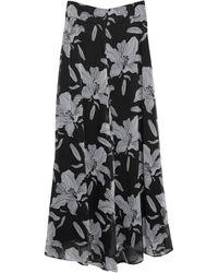 Guess Long Skirt - Black