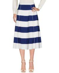 Rossella Jardini - 3/4 Length Skirts - Lyst
