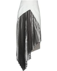 Mugler - Knee Length Skirt - Lyst