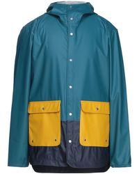 Herschel Supply Co. Overcoat - Blue