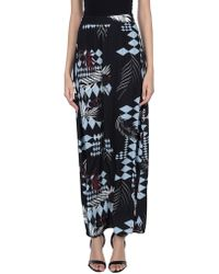 Versace Jeans Couture Long Skirt - Black