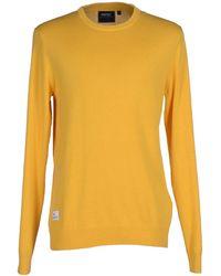 Wesc Sweater - Yellow