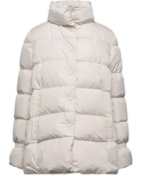 Add Down Jacket - Natural