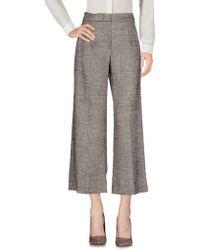 L'Autre Chose - Casual Trousers - Lyst