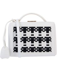 Mark Cross Bolso de mano - Blanco