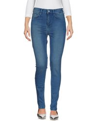 French Connection | Denim Trousers | Lyst