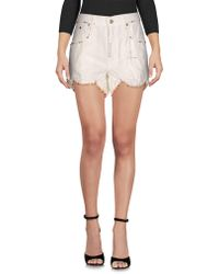 People - (+) People Shorts - Lyst