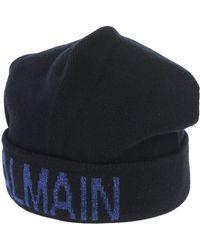Balmain Hat - Black