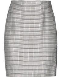 Gestuz Midi Skirt - Natural