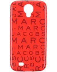 Marc By Marc Jacobs Carcasas y fundas - Rojo