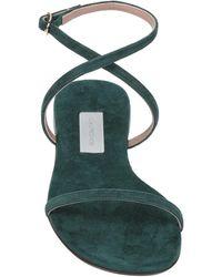 L'Autre Chose Sandale - Grün