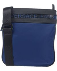Versace Jeans Couture Cross-body Bag - Blue