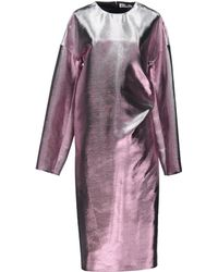 Jil Sander 3/4 Length Dress - Pink