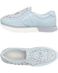 Eddy Daniele Low-tops & Sneakers - Blue