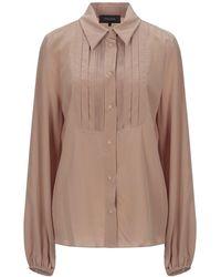 Rochas Shirt - Brown