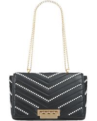 Zac Posen Shoulder Bag - Black