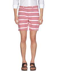 Scotch & Soda Shorts - Rojo