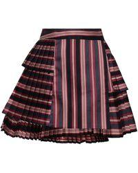 Zimmermann Mini Skirt - Multicolour