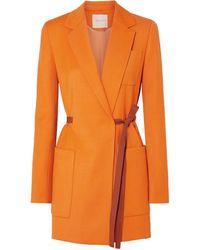 ROKSANDA Overcoat - Orange