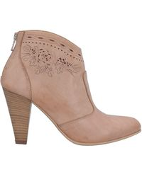 Nero Giardini Ankle Boots - Brown