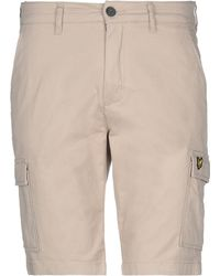 Lyle & Scott Bermudas - Neutro