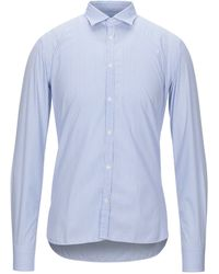 Aglini Shirt - Blue
