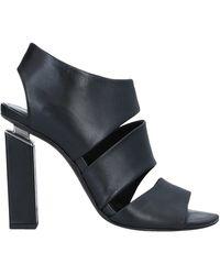 Vic Matié Sandals - Black
