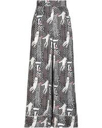 Temperley London Casual Trouser - Black
