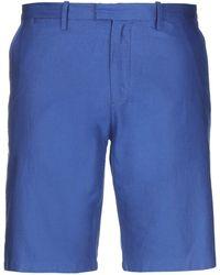 Fred Perry Shorts & Bermuda Shorts - Blue