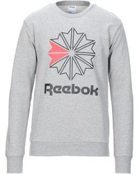 Reebok Sweatshirt - Gray