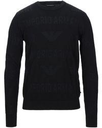 Emporio Armani Jumper - Black