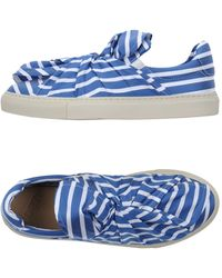 Ports 1961 Trainers - Blue