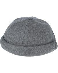 Beton Cire Mützen & Hüte - Grau