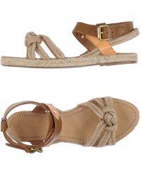Étoile Isabel Marant Sandals - Natural