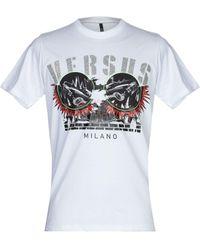 Versus T-shirt - White