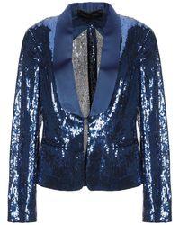 Christian Pellizzari Suit Jacket - Blue