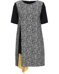 ALTEЯƎGO Short Dress - Black