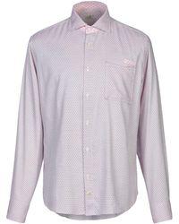 Panama Shirt - Pink