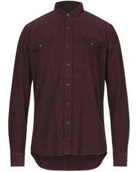 40weft Shirt - Purple