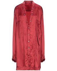 Rick Owens Shirt - Red