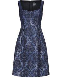 I'm Isola Marras Short Dress - Blue