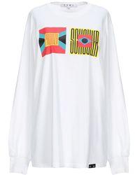Proenza Schouler Camiseta - Blanco