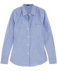 Theory Shirt - Blue