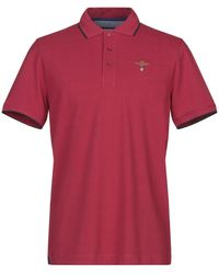 Aeronautica Militare Polo Shirt - Red