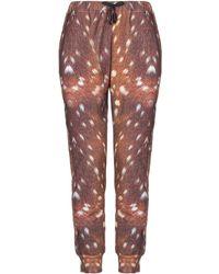 Jijil Casual Pants - Brown