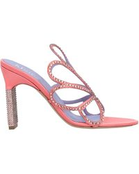 Mulberry Sandals - Pink