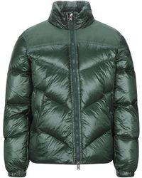Woolrich Down Jacket - Green