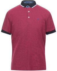 Gas Polo Shirt - Red