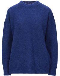 Jucca Pullover - Bleu
